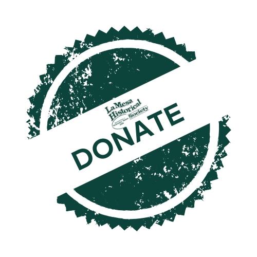make a donation to the la mesa historical society