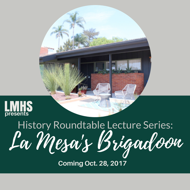 history roundtable lecture series: brigadoon